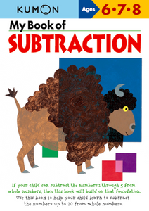 My Book of Subtraction: Ages 6, 7, 8