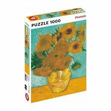 Sunflowers by Vincent van Gogh 1000pc Puzzle
