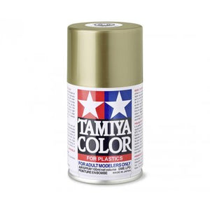 Tamiya Paint: Assorted TS-Series Spray Colours (100mL)