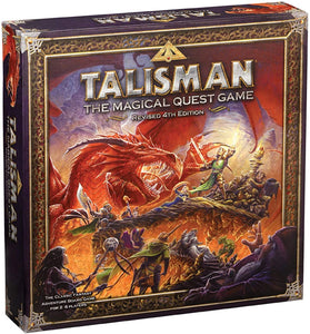 Talisman: The Magical Quest Game (Revised 4th Edition)