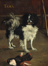 Load image into Gallery viewer, Tama the Japanese Dog, 1875 by Edouard Manet 2000pc Puzzle