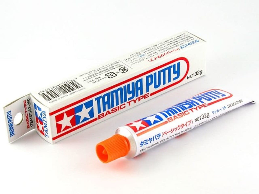 Tamiya Putty: Basic Type (32g)
