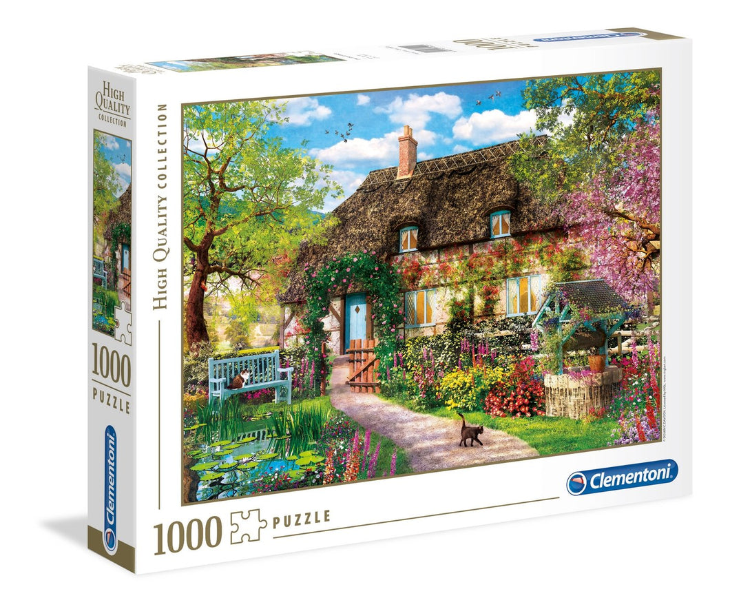The Old Cottage 1000pc Puzzle