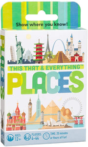 This, That & Everything: Places