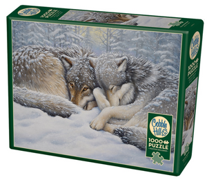 Winter Repose 1000pc Puzzle