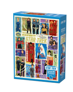 Star Trek: The Women of Star Trek 1000pc Puzzle
