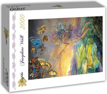 Load image into Gallery viewer, Up and Away by Josephine Wall 2000pc Puzzle