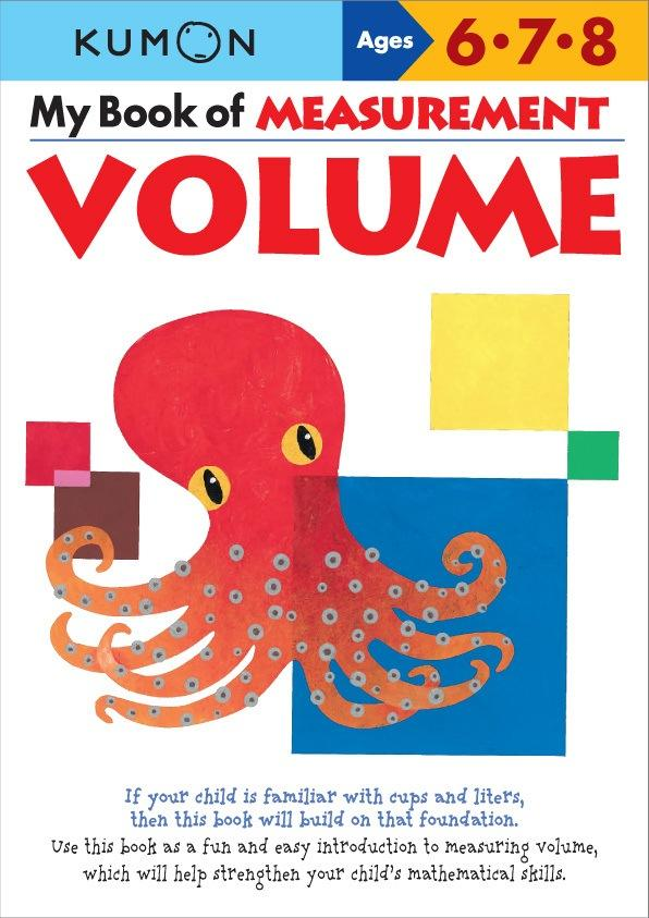 My Book of Measurement - Volume: Ages, 6, 7, 8