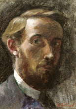 Load image into Gallery viewer, Self-Portrait, Aged 21, 1889 by Edouard Vuillard 1000pc Puzzle