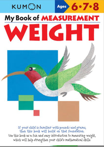 My Book of Measurement - Weight: Ages 6, 7, 8