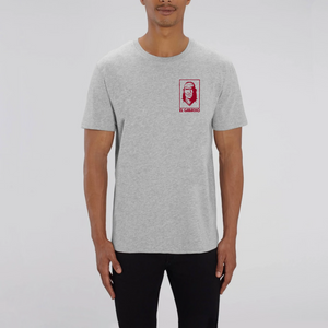 T-Shirt Native - Logo Bordeaux