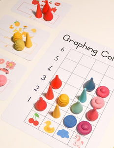 Loose Parts Printables 3: Graphing