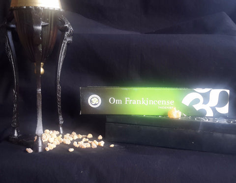 Om Frankincense Incense