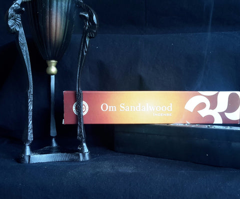 Om Sandalwood Incense
