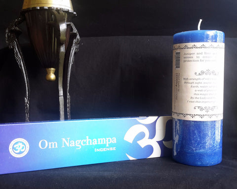 Om Nag Champa Incense--15gm