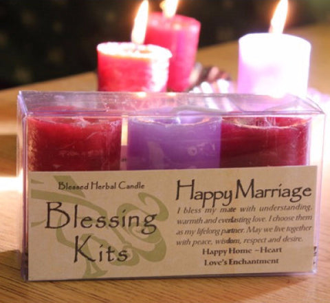 Happy Marriage Blessing Kit