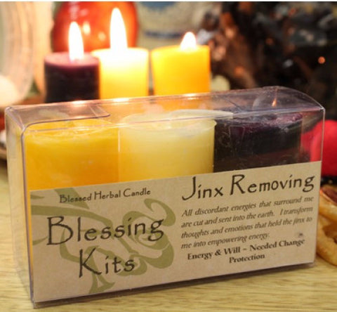 Jinx Removing Blessing Kit