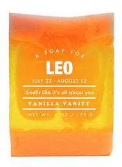 Astrology Soap Leo
