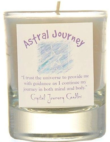 Astral Journey Herbal Magic Filled Votive Holders