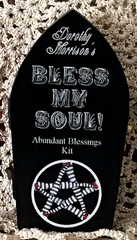 Dorothy Morrison's Bless My Soul Blessing Coffin Kit