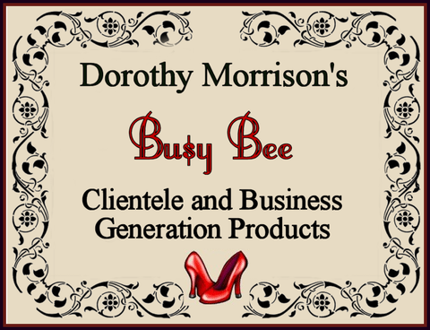 Dorothy Morrison's Busy Bee Oil