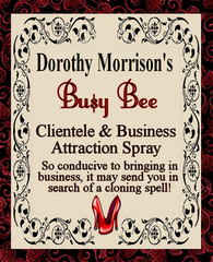 Dorothy Morrison's Busy Bee Spray