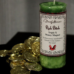 Dorothy Morrison's Limited Edition Rich Bitch Candle