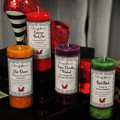 Dorothy Morrison's Limited Edition Candles Box Set