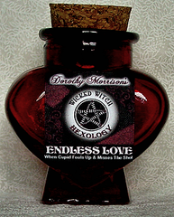 Dorothy Morrison's Endless Love Hexology Jar