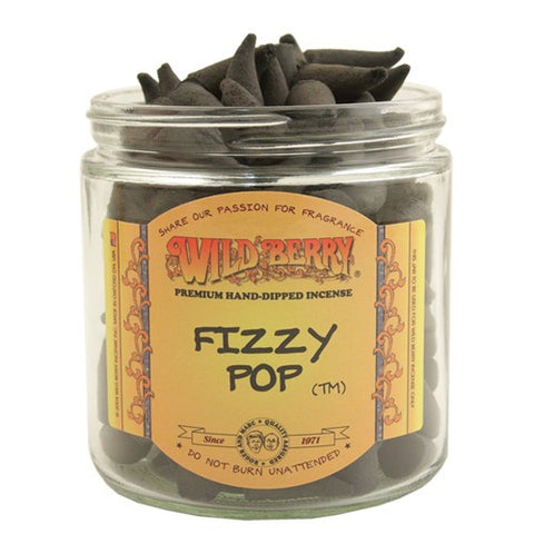 Wild Berry Fizzy Pop Cone Incense