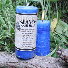 Seance Ghost Candle