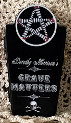 Dorothy Morrison's Grave Matters Curse Conjuring Coffin Kit