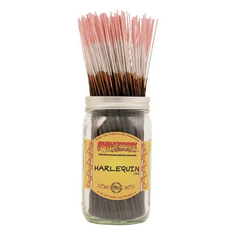 Wild Berry Harlequin Incense