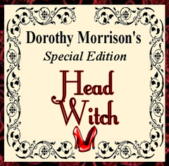 Dorothy Morrison's Special Edition Head Witch Oil