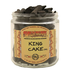 Wild Berry King Cake Cone Incense
