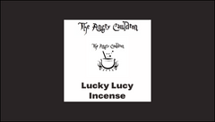 The Angry Cauldron Lucky Lucy Incense