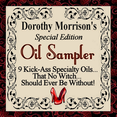 Dorothy Morrison's Special Edition Oil Sampler Set