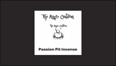 The Angry Cauldron Passion Pit Incense