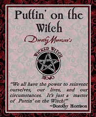Dorothy Morrison's Wicked Witch Mojo Puttin' on the Witch Incense