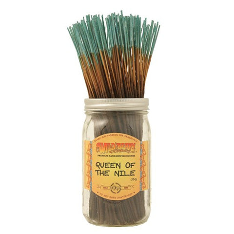 Wild Berry Queen of the Nile Incense