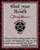 Dorothy Morrison's Wicked Witch Mojo Shut your Mouth Incense