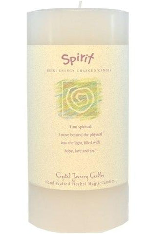 Spirit Herbal Magic 3x6 Pillar