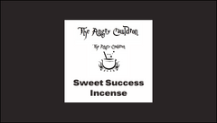 The Angry Cauldron Sweet Success Incense