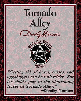 Dorothy Morrison's Wicked Witch Tornado Alley Incense