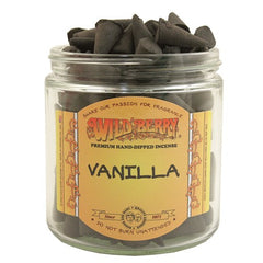 Wild Berry Vanilla Cone Incense