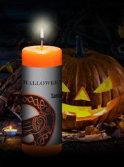 Limited Edition Samhain World Magic Candle