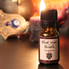 Dorothy Morrison's Wicked Witch Mojo Shut Your Mouth Oil