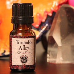 Dorothy Morrison's Wicked Witch Mojo Tornado Alley Oil