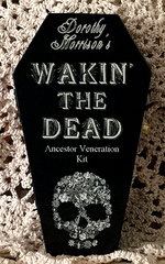 Dorothy Morrison's Wakin' the Dead Coffin Kit