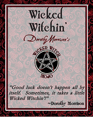 Dorothy Morrison's Wicked Witch Mojo Wicked Witchin' Incense